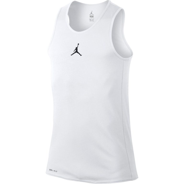 NIKE AIR JORDAN RISE TANK TOP – WHITE